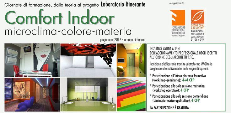 Dopo il successo della prima tappa di Comfort Indoor a Palermo, Nobili Rubinetterie, azienda specializzata nella produzione di rubinetteria da bagno e da cucina, sarà presente come partner anche a quella di Genova.