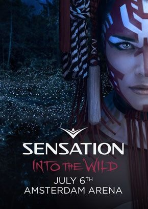 On July 6, we proudly present the world premiere of our show 'Into the wild'. This show is all about seduction, the classic ritual between man and woman. This game of seduction starts early evening and ends in the dead of night, when animal instincts have taken over.    The official ticket sale starts March 30, 10 a.m. (CET) via Sensation.com. Become a club member and join in the exclusive Sensation Amsterdam '13 ticket pre sale. Sign up here: http://clubmember.sensation.com/