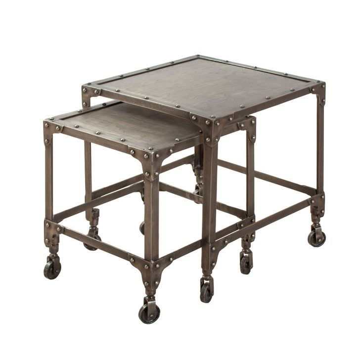 Industrial Chic Coffee Table: 1058 Best Images About Furniture On Pinterest