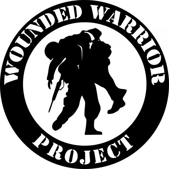Wounded Warrior Project Vinyl Decal Sticker 4 5 By