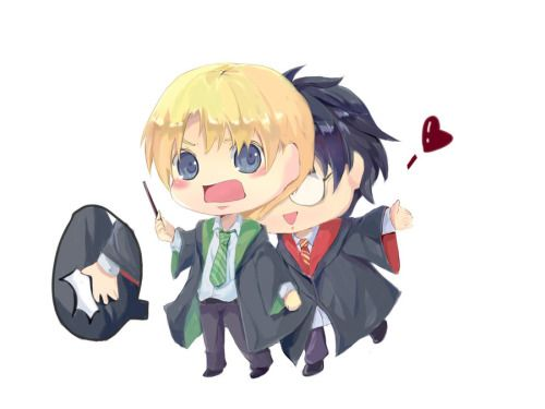 Drarry Chibi: 17 Best Images About Harry Potter On Pinterest