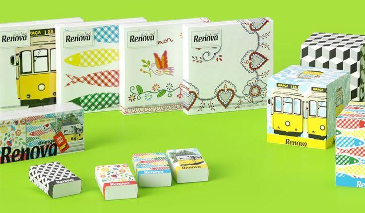 Renova celebra a tradição reinventando ícones do design português