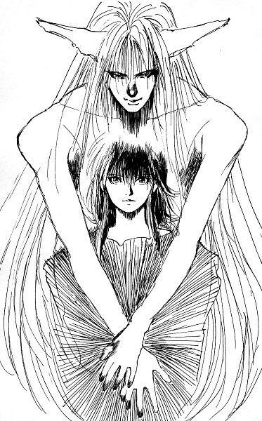 Tags: Anime, Yu Yu Hakusho, Kurama, Kitsunemimi, Togashi Yoshihiro, Youko Kurama