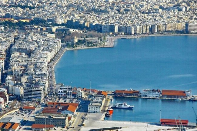 Thessaloniki Port Sale Priority for New Shipping Minister.