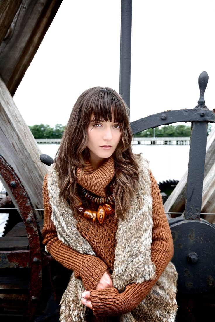 Our latest Storehouse adventure features Alaia Baldwin in full layered looks at the Frying Pan!