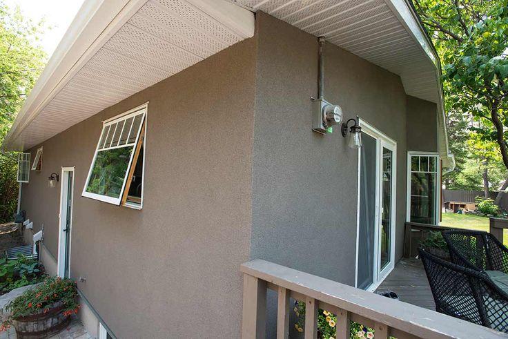 New Stucco, Soffit and Window Installation Calgary Tony William Roofing & Exteriors Inc. (403) 454-1366 3503 62 Ave SE Calgary, T2C 1P5 http://www.tonywilliam.com/siding-calgary/stucco-calgary