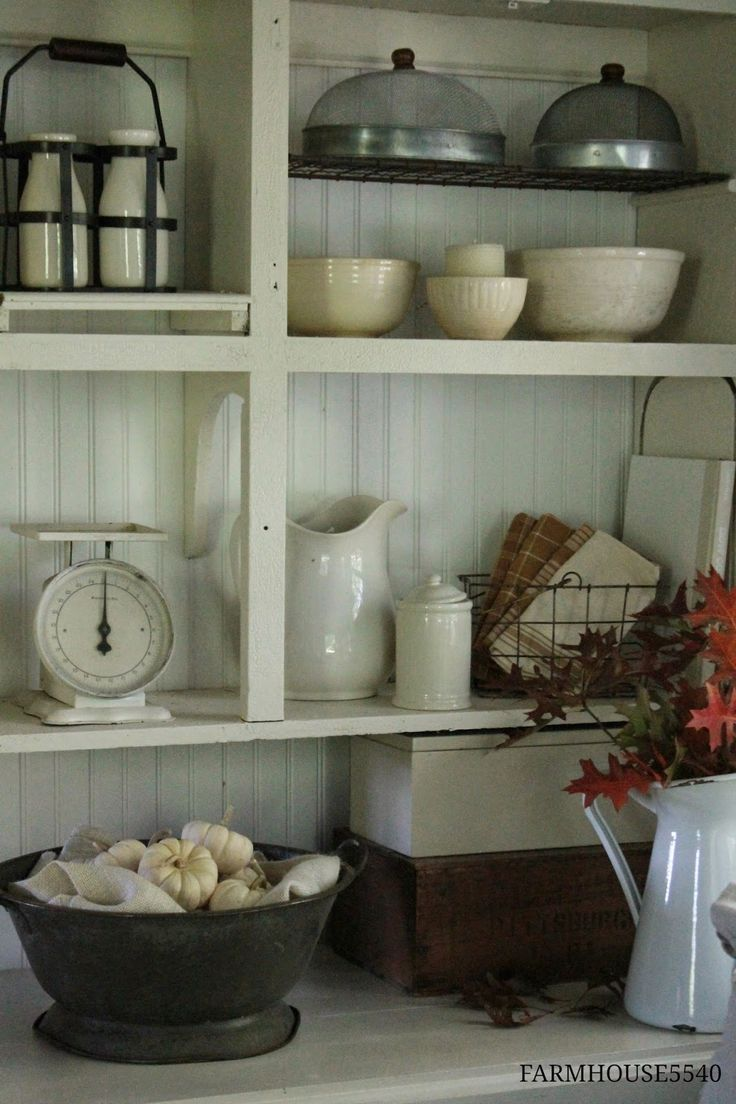 Simple Country Decorating Ideas - FARMHOUSE 5540