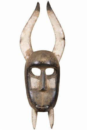 african animal masks - Google Search
