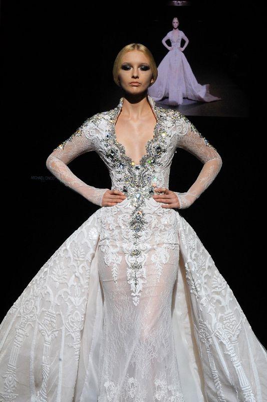 Michael Cinco Haute Couture Fall 2013
