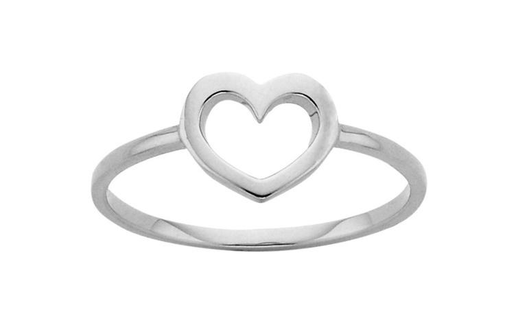 perfect silver ring - karen walker