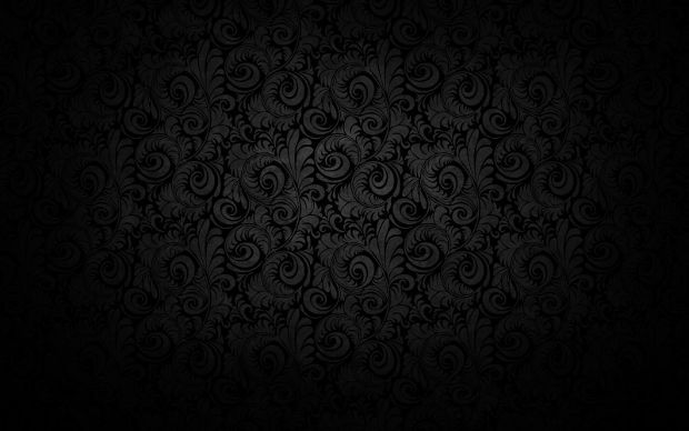 Latar Belakang Abu Abu Dekorasi Floral Dark Background Wallpaper Abstract Wallpaper Backgrounds Background Hd Wallpaper