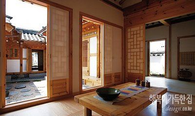 Brent's English World: The Revival of the Excellent Hanok