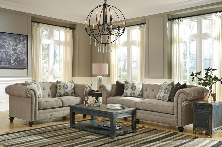 living room sofa azlyn loveseat by ashley furniture at