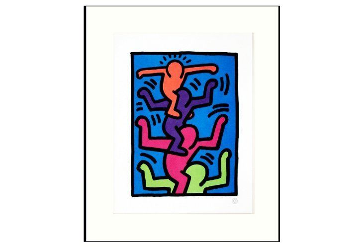 Keith Haring, Untitled (1984) | One Kings Lane