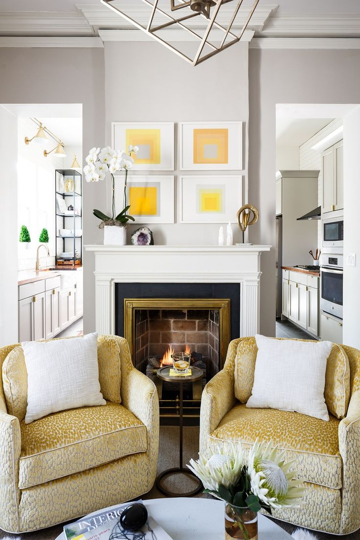 Yellow Chairs Living Room 17 Best Ideas About Yellow Living Rooms On Pinterest Yellow