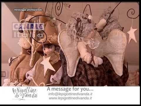 Country Day Christmas Edition - Le Pigottine di Vanda - YouTube