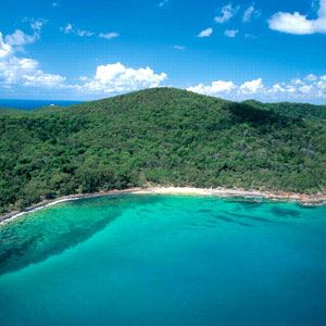 Noosa National Park, Sunshine Coast, Queensland, Australia.