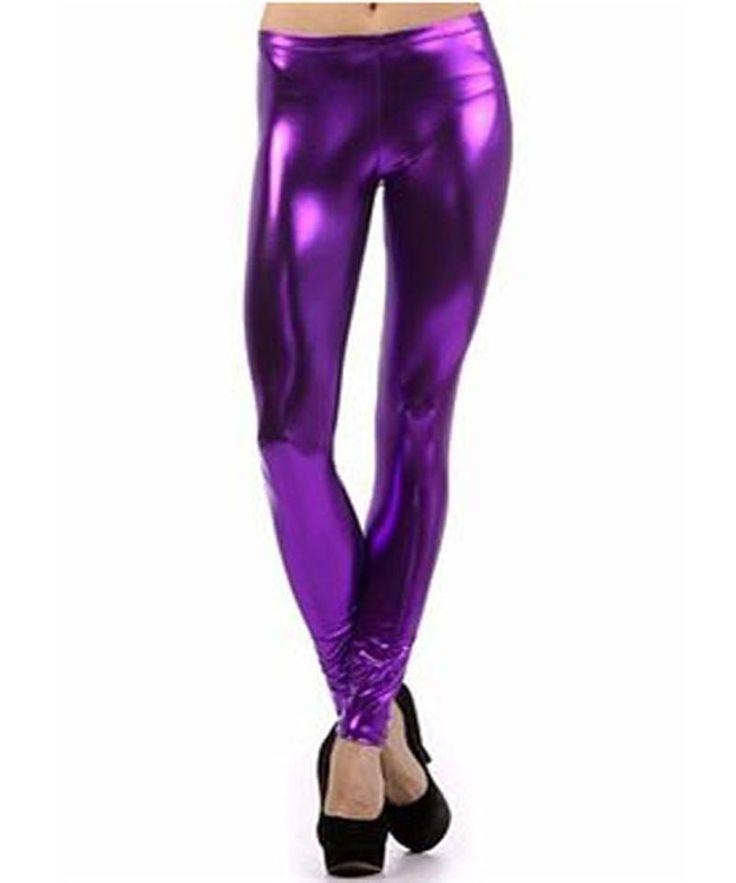 Best 25+ Purple leggings ideas on Pinterest | Burgundy leggings How to wear leggings and Purple ...