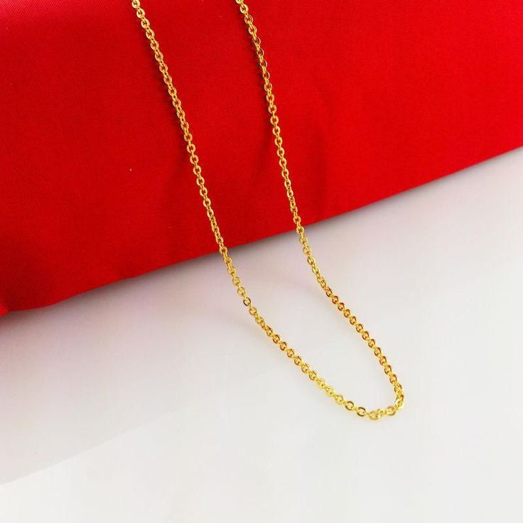 Hot sale ,2017 New arrived plating 24K gold necklaces ,super deal ,new fashion gold jewelry,men jewelry B003