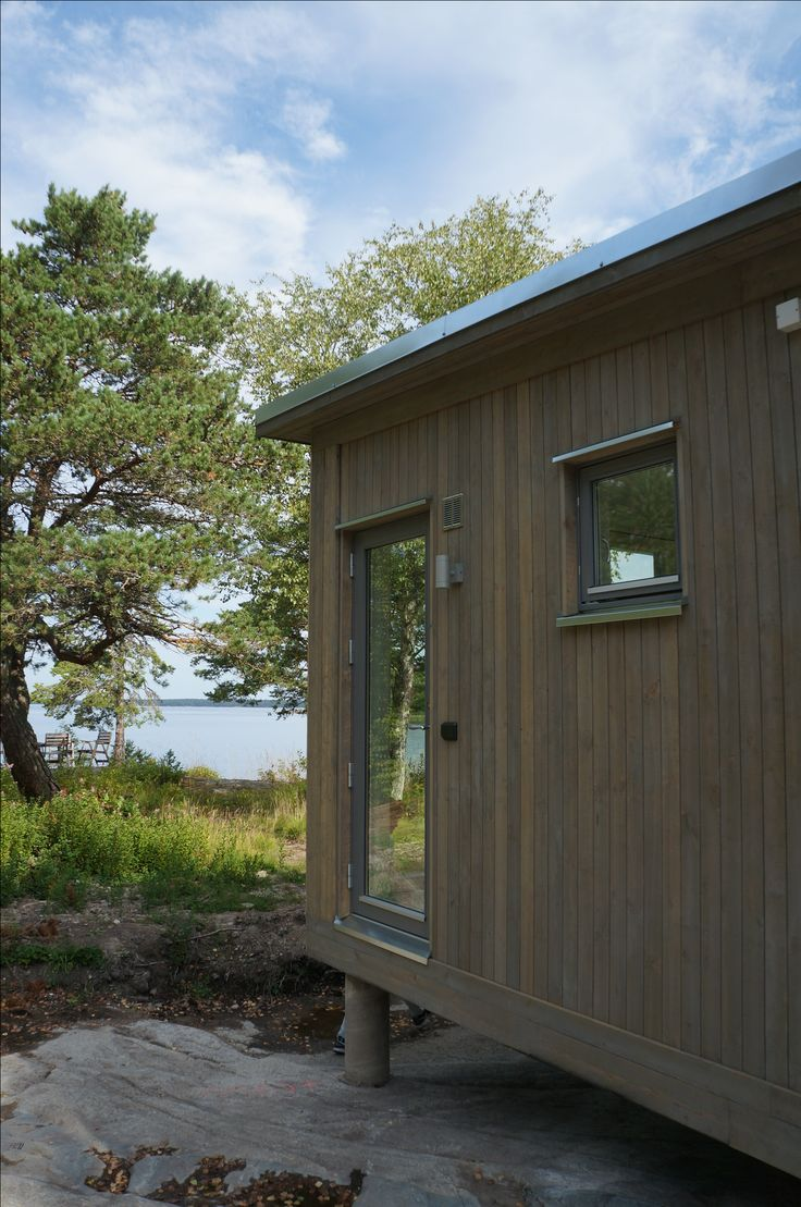 82 best Större hus images on Pinterest | Scandinavian, Beach ... : altan på mark : Inredning