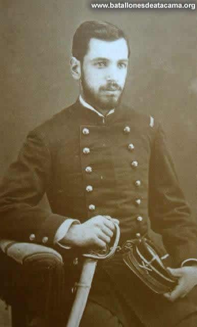 Ricardo Prat Chacón hermano de Arturo. Estuvo en la guerra del Pacifico en 1879 pero en 1881 Ricardo prestó servicios como oficial de artillería cívica en Valparaíso, obteniendo el grado de Capitán.