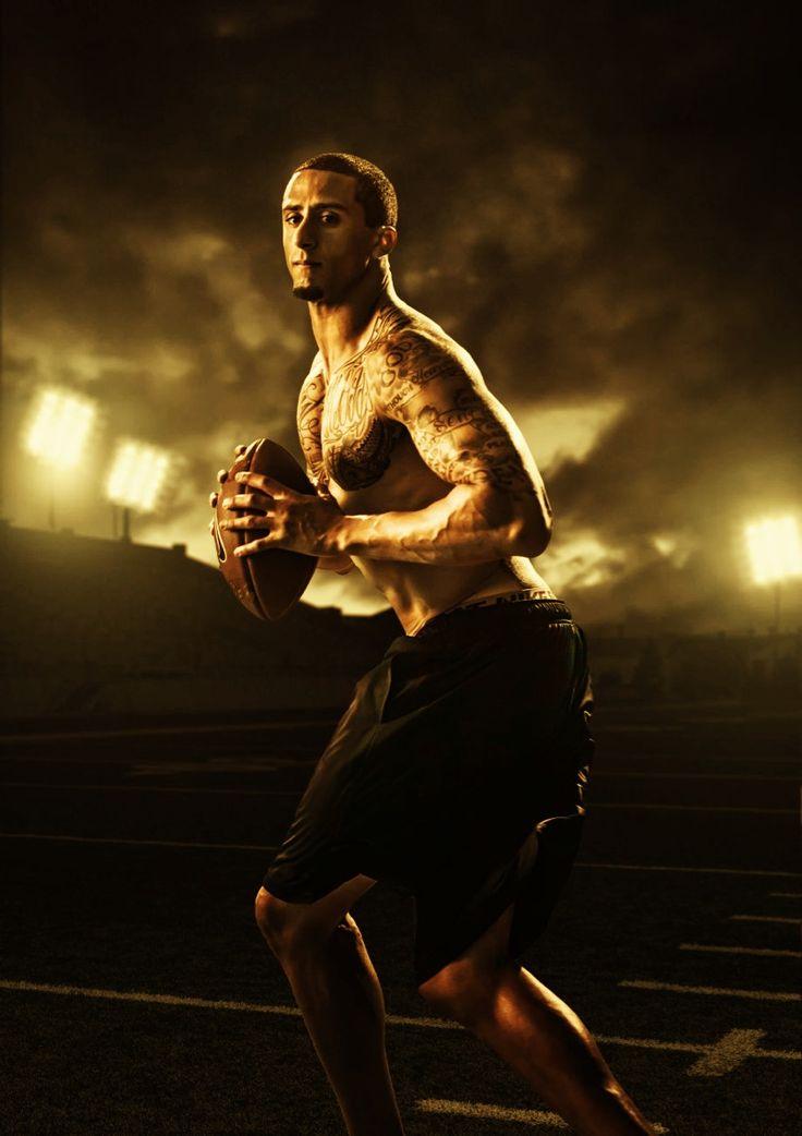 49ers Quarterback  Colin Kaepernick<3