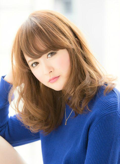 大人愛されゆるふわセミロング2015 【Ramie】 http://beautynavi.woman.excite.co.jp/salon/27006?pint ≪ #mediumhair #mediumstyle #mediumhairstyle #hairstyle・ミディアム・ヘアスタイル・髪形・髪型≫