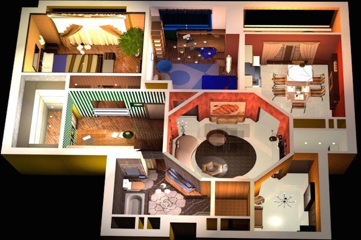 Что делать если дом или квартира неправильной формы? #ФэнШуй #ФенШуй #FengshuiBaziQimenRu