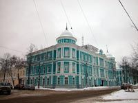 Go on the Dr. Zhivago Tour in Perm, Russia