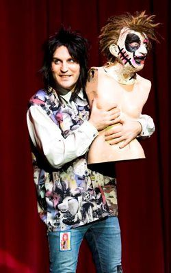 the Guide 2 Surrey Entertainment Interview Noel Fielding Comedy Tour Woking Theatre 2015