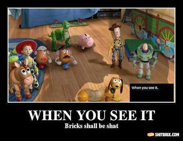 Best Childhood Ruined Images On Pinterest Childhood - True identity andys mom makes toy story even epic will complete childhood