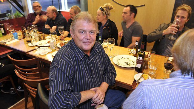 """10-7-11:  AUSSIE music legend John Farnham gave refurbished Italian bistro Parlamento his seal of approval this week.Earlier in the week, the singer had his Adelaide audience in stitches with a dig at rocker Meatloaf's lacklustre performance at the AFL grand final. After deliberately hitting a bad note during a song, he told the audience, """"Sorry, I've got a piece of meatloaf stuck in my throat."""""""