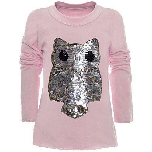 BEZLIT Mädchen Wende Pailletten Long Shirt Bluse Pullover Langarm Sweat Shirt 21005 - http://www.darrenblogs.com/2017/02/bezlit-madchen-wende-pailletten-long-shirt-bluse-pullover-langarm-sweat-shirt-21005/