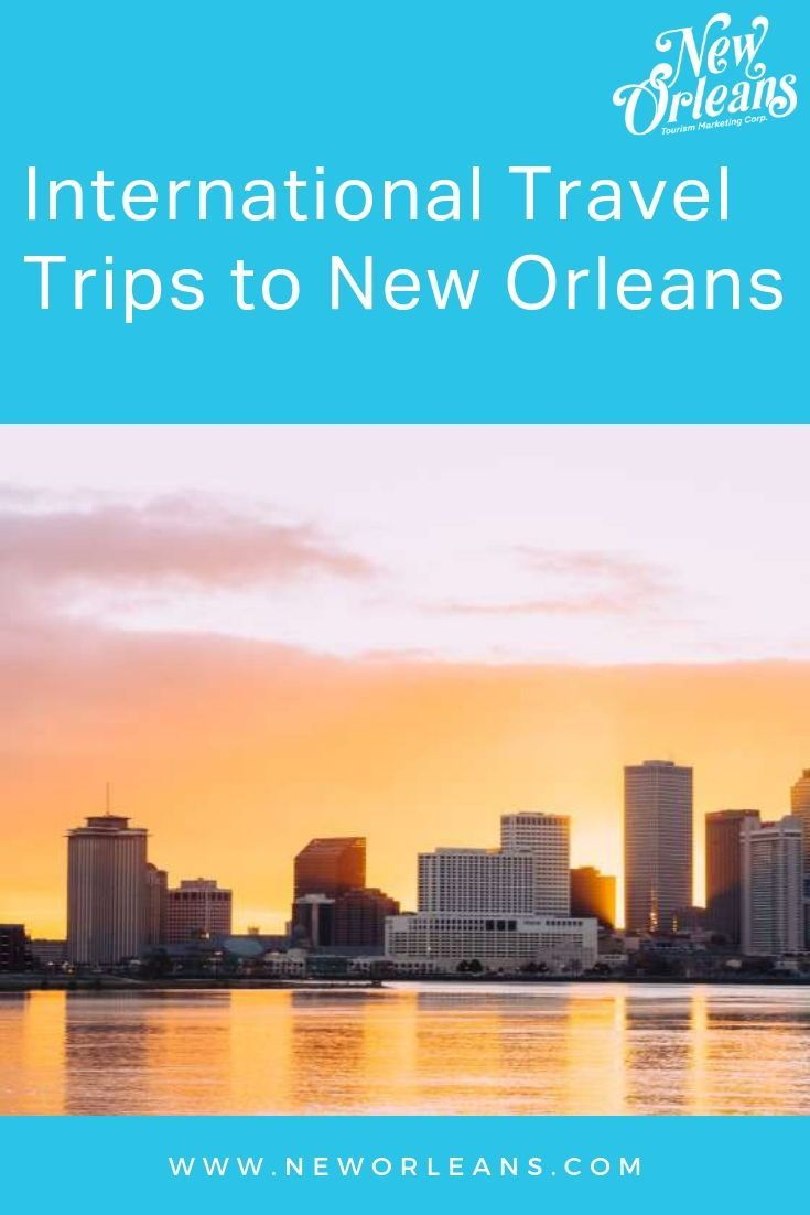 International Travel Planing Tools To New Orleans In 2019