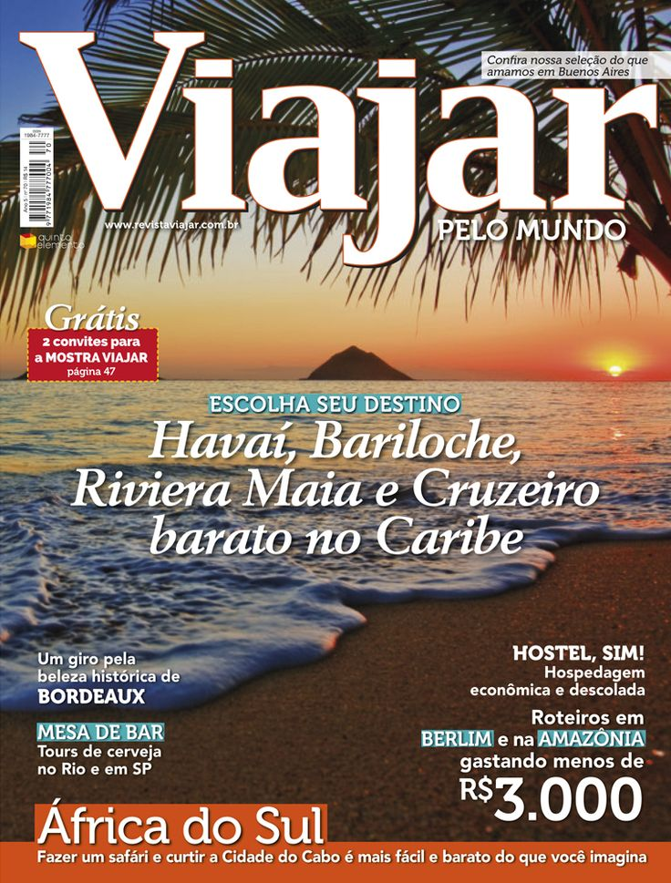 Revista Viajar | De Los Angeles a São Francisco