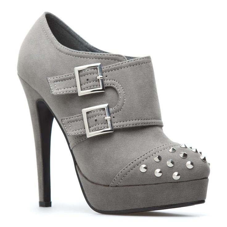 Yumi Grey Boot