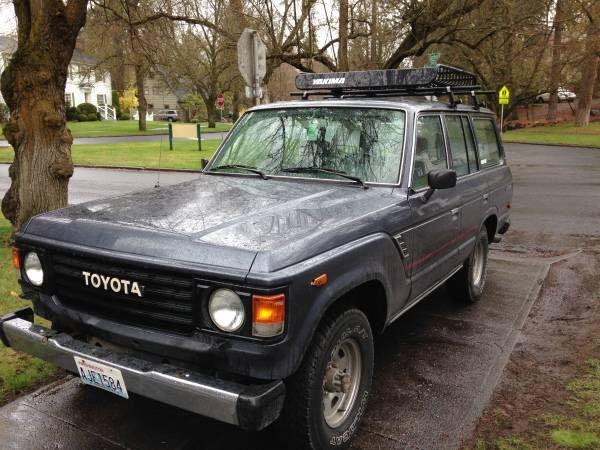 1987 Toyota Landcruiser Fj60 Everything Fj60 Is Not