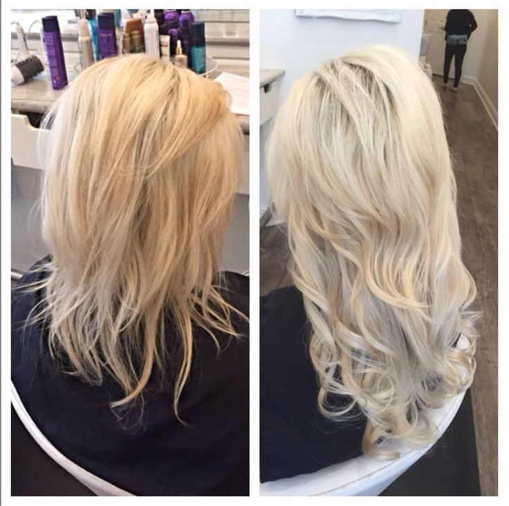 The 25 best brassy blonde ideas on pinterest what is - Halo salon vancouver ...