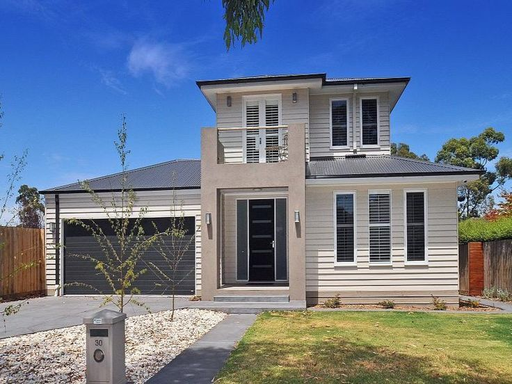 Weatherboard colour palette renovation ideas for Modern weatherboard home designs