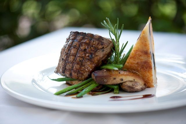 Gourmet food at its best at Lanzerac   http://www.lanzerac.co.za/terrace-rb/