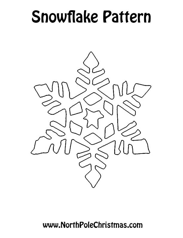snowflake patterns and so much more !