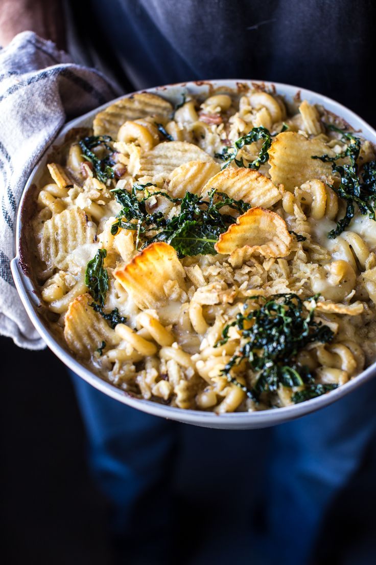 An Irishman's Mac and Cheese - hearty, cheesy and delicious! From halfbakedharvest.com