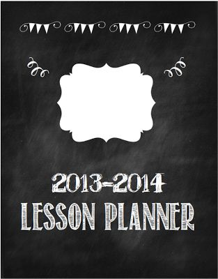 Middle/HIgh School FREE Lesson Planner: PDF version