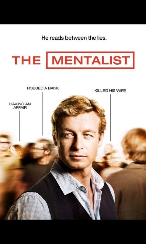 """The Mentalist"" #television #series #CBS"
