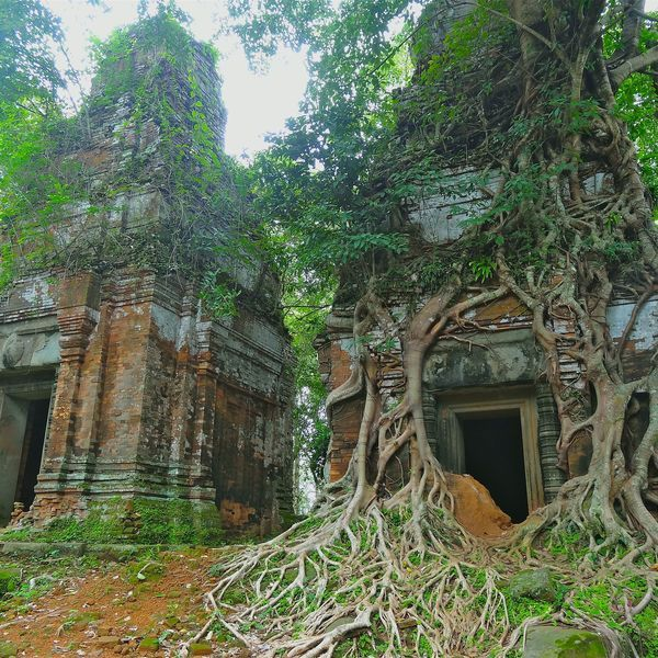 Check out this slideshow Explore the remote ruins of Koh Ker in this list Siem Reap's Off-the-Beaten-Path Temples