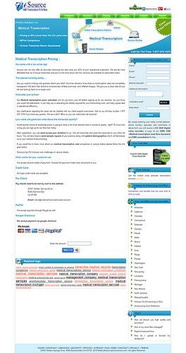 Medical Transcription Pricing Per Line   Rates   Quote.htm_20121015152303