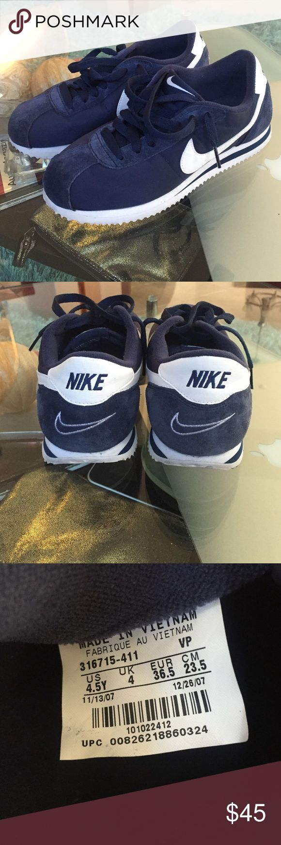 KIDS NIKE CORTEZ New without box KIDS NIKE CORTEZ SIZE 5.5Y Nike Shoes Sneakers