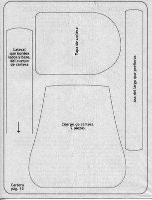 ARTE COM QUIANE - r: MOLDE MOCHILA DORA E.V.A
