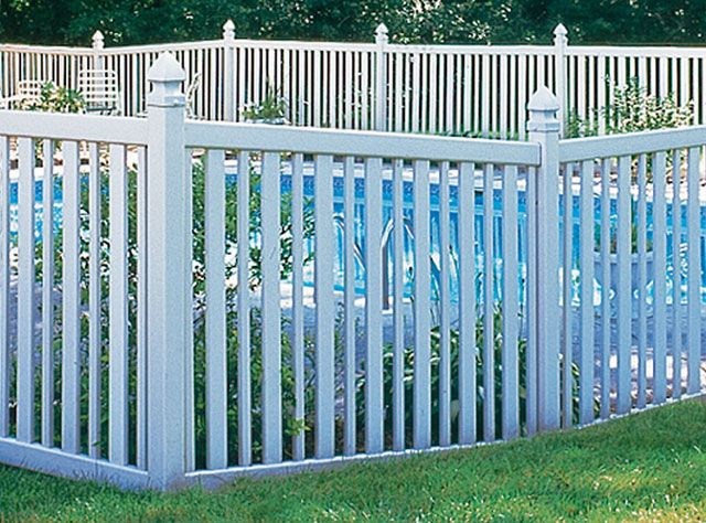 14 Bufftech Vinyl Fence Prices Complete with Models and Image