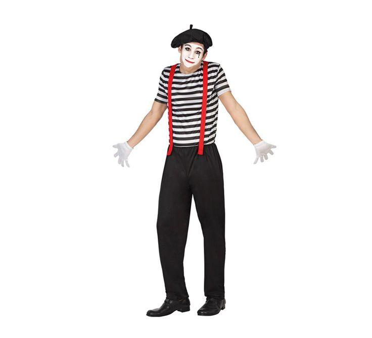 disfraces de mimo (3)